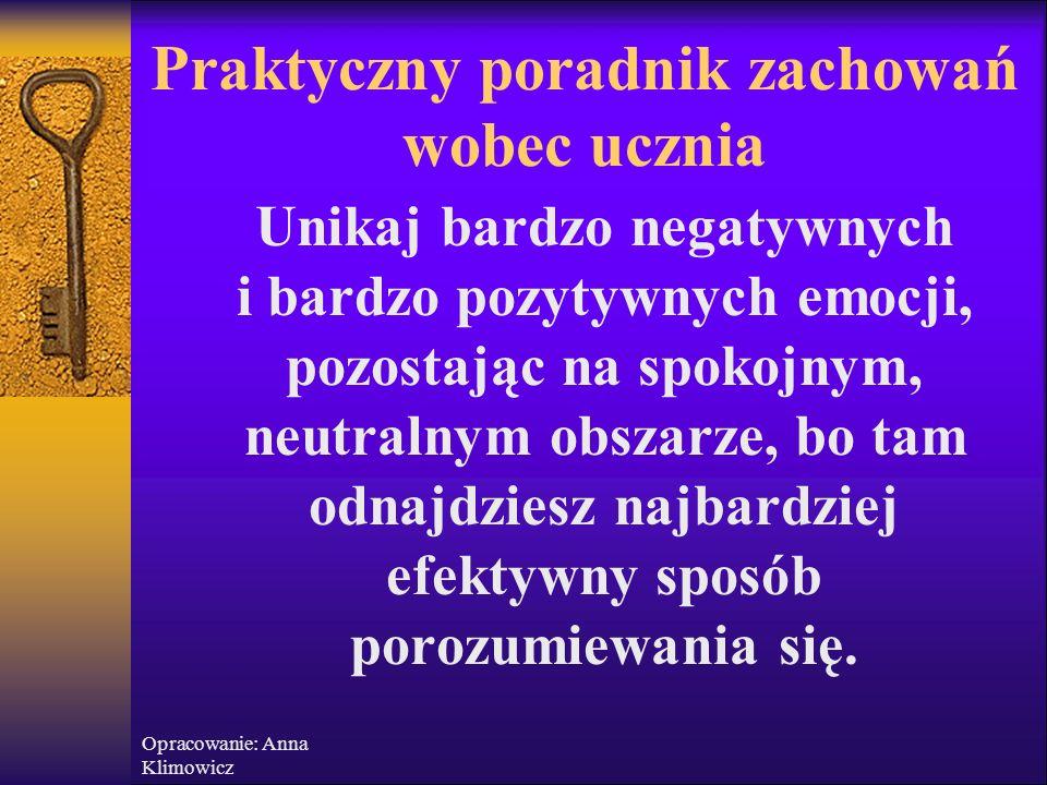 Opracowanie: Anna Klimowicz Na zakończenie: o sztuce zadawania pytań Jacek: Proszę księdza, czy mogę palić papierosa podczas modlitwy? Ksiądz zdecydow