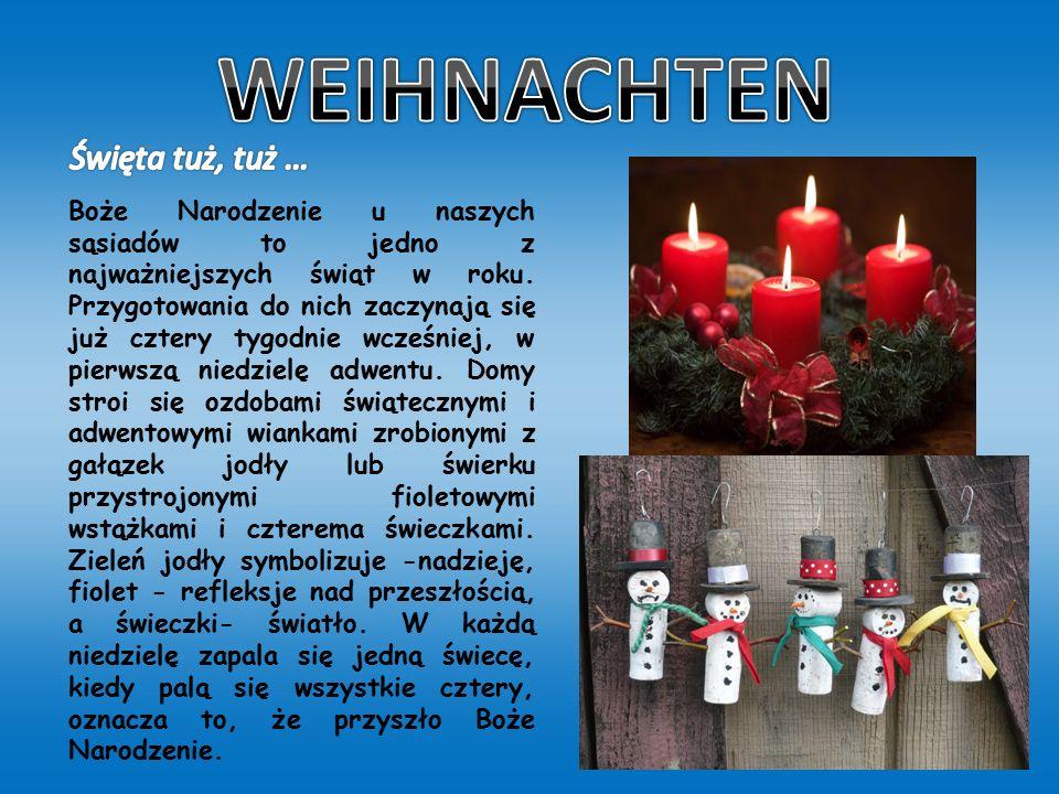 Boże Narodzenie u naszych sąsiadów to jedno z najważniejszych świąt w roku.