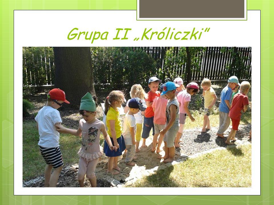 "Grupa II ""Króliczki"