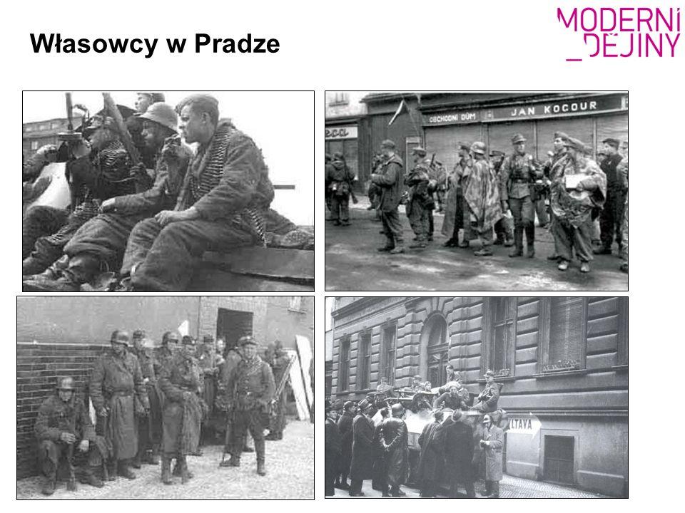 Własowcy w Pradze