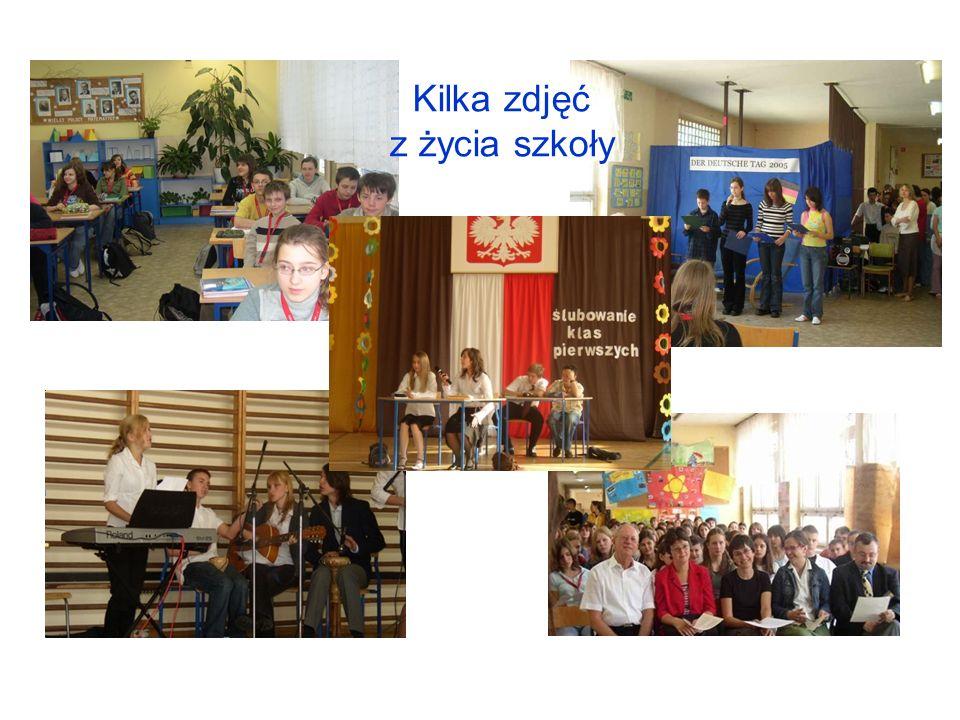 Kilka zdjęć z życia szkoły