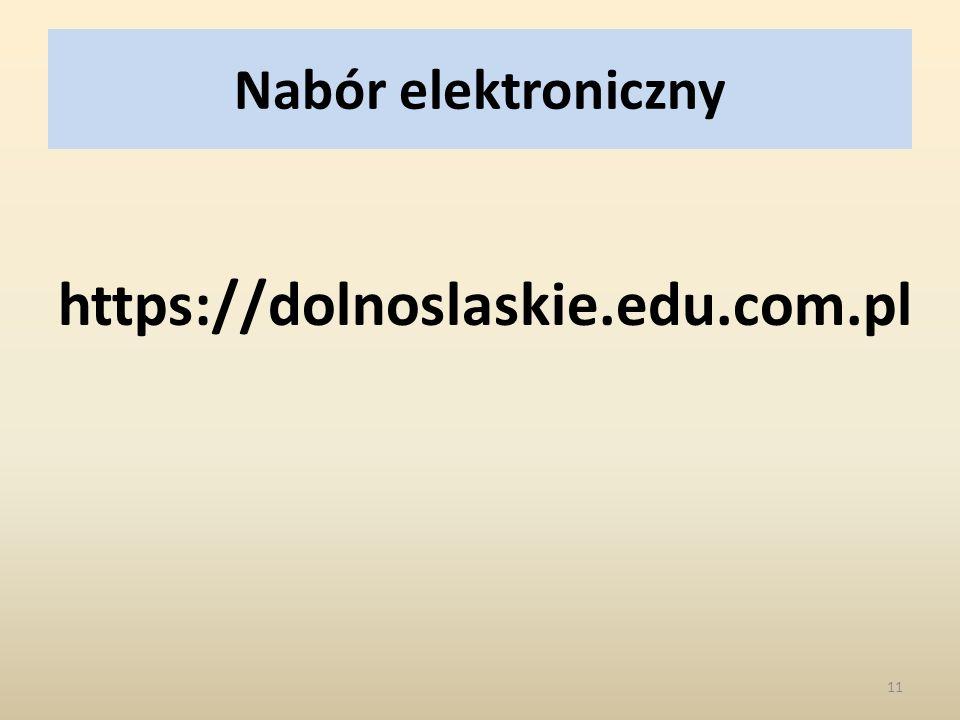 Nabór elektroniczny https://dolnoslaskie.edu.com.pl 11