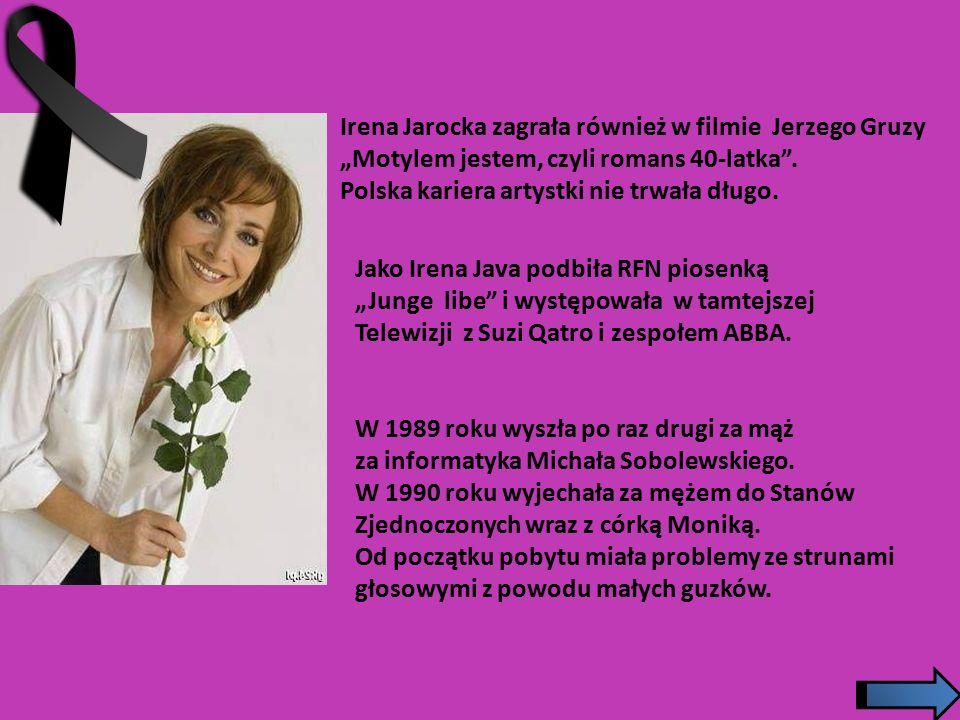 W 1973 roku wzięła ślub z Marianem Zacharewiczem. W roku 1976 przeprowadziła się do Warszawy.