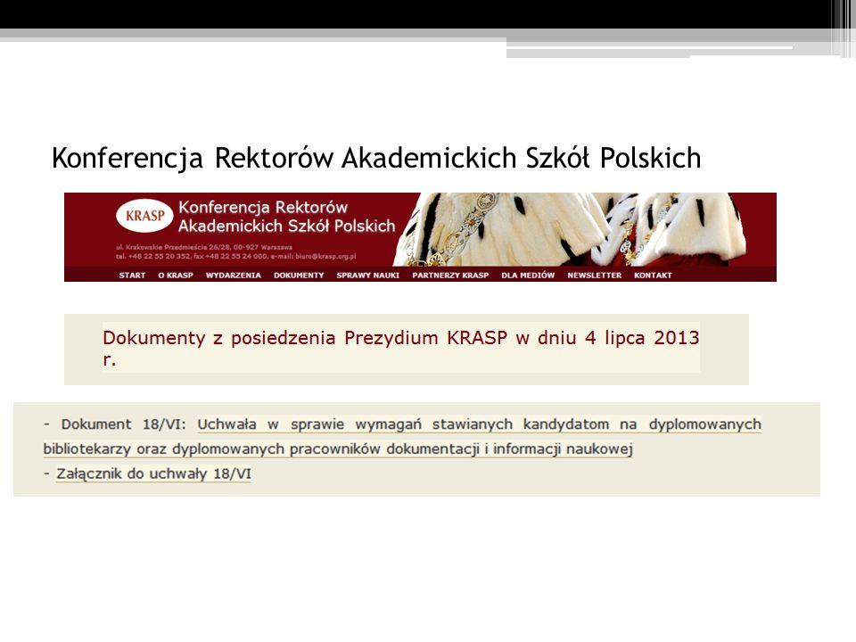 Konferencja Rektorów Akademickich Szkół Polskich
