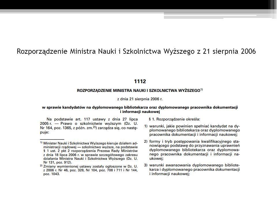 Rozporządzenie z 2006