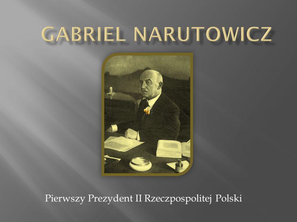 Pierwszy Prezydent II Rzeczpospolitej Polski