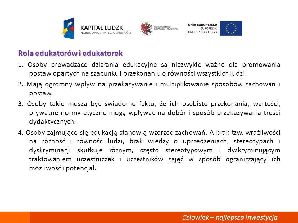 Rola edukatorów i edukatorek 1.