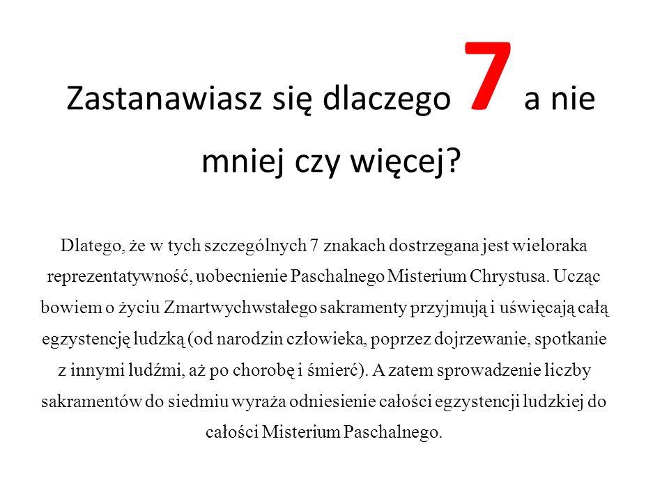 Zastanawiasz się dlaczego 7 a nie mniej czy więcej.