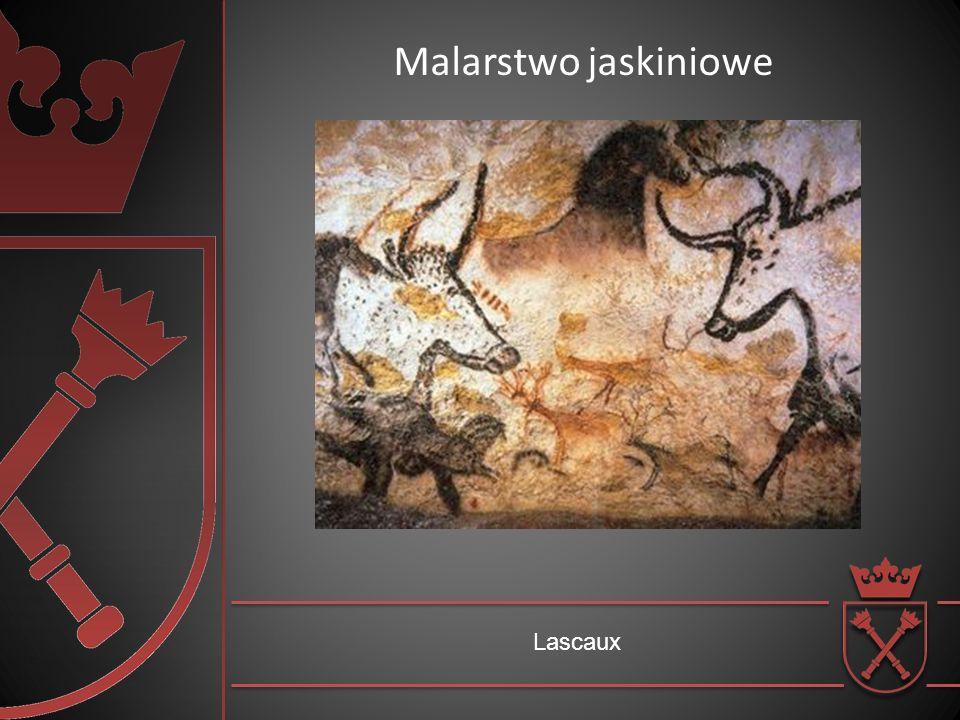 Malarstwo jaskiniowe Lascaux