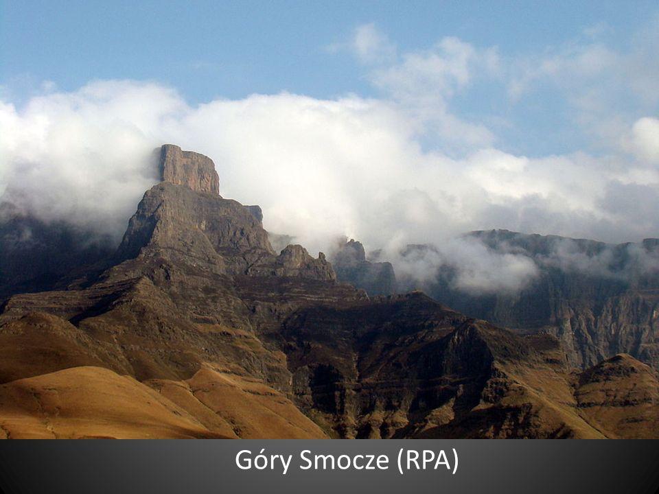 Góry Smocze (RPA)
