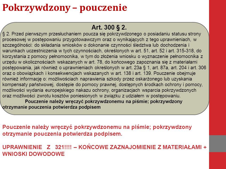 Art. 300 § 2. § 2.