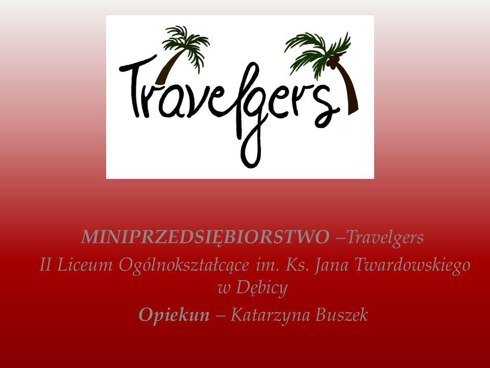 MINIPRZEDSIĘBIORSTWO –Travelgers II Liceum Ogólnokształcące im.