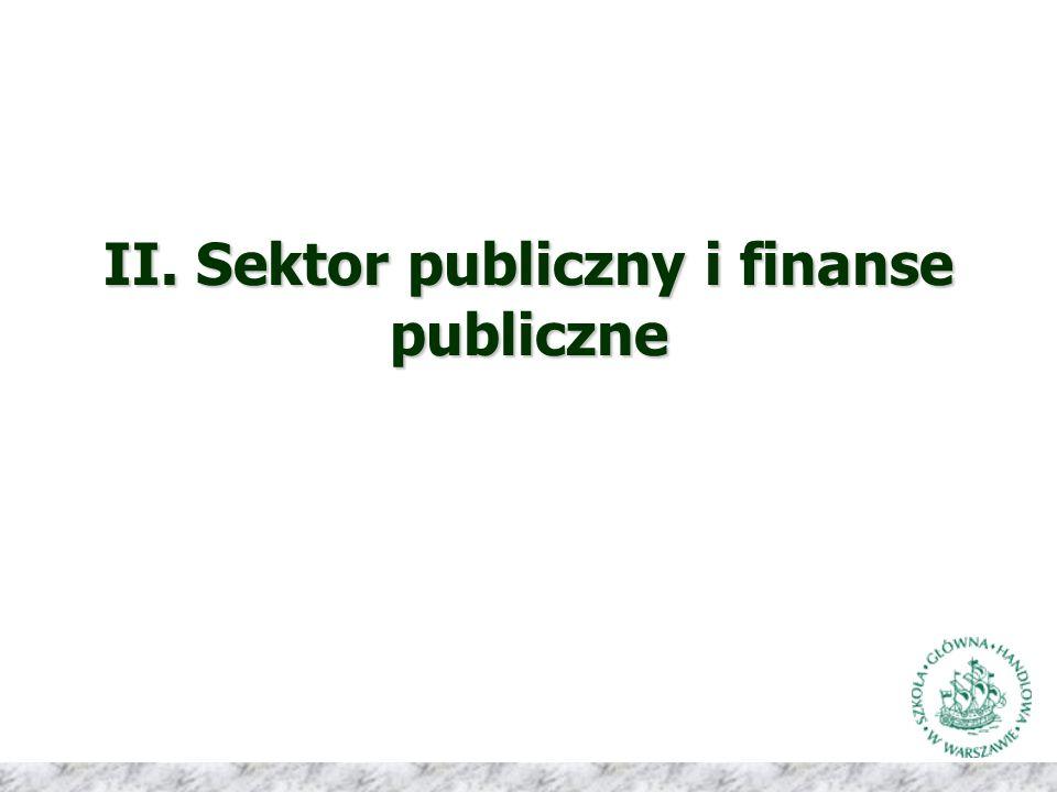 Rola państwa w gospodarce Jaka jest rola państwa w polskiej gospodarce.