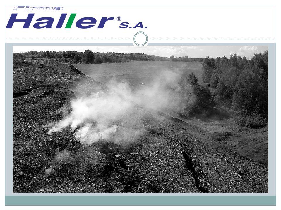 KORZYŚCI ZE STOSOWANIA PRODUKTÓW FIRMY HALLER Ochrona złóż kruszyw naturalnych i tym samym ochrona terenów przed degradacją, występującą w przypadku ich eksploatacji Ograniczenie wykorzystania terenów na składowiska odpadów Poprawa bilansu materiałów budowlanych w aspekcie możliwości produkcji kruszyw naturalnych.