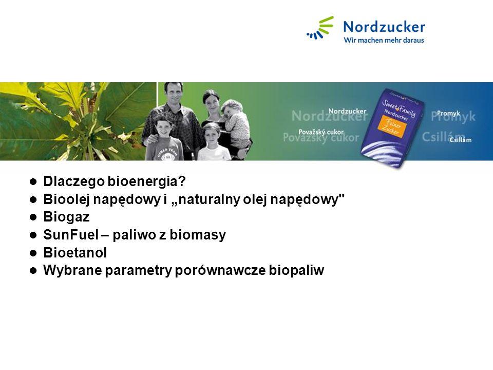 Dziękuję za uwagę.Thomas Graf Nowe pola innowacyjnego wykorzystania roślin c/o Nordzucker AG Tel.