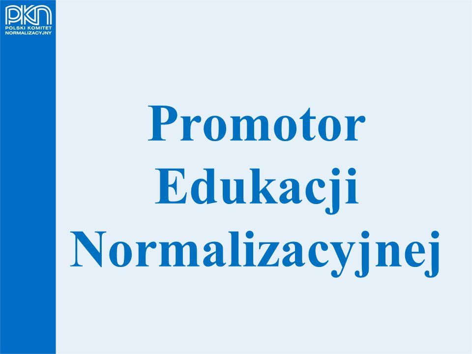 Promotor Edukacji Normalizacyjnej