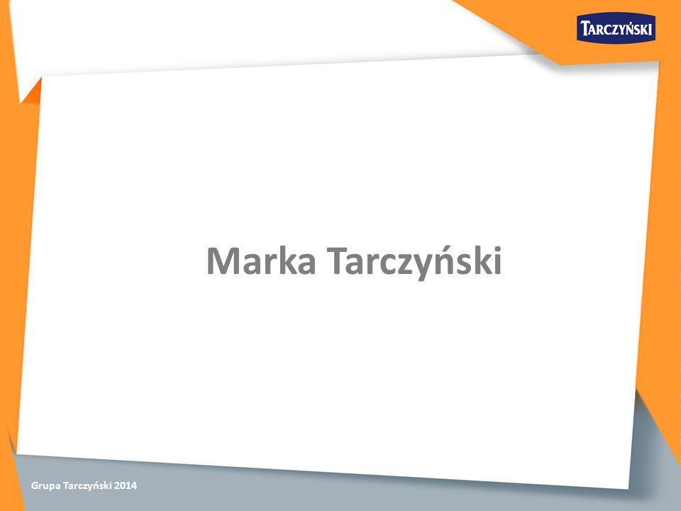 Grupa Tarczyński 2014 Marka Tarczyński