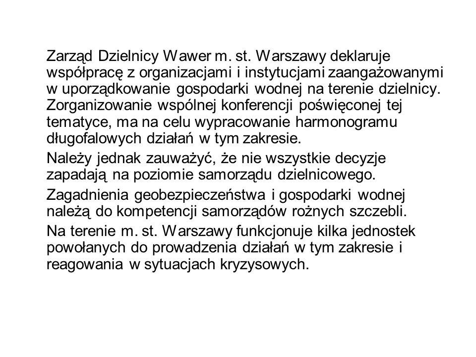 Zarząd Dzielnicy Wawer m. st.