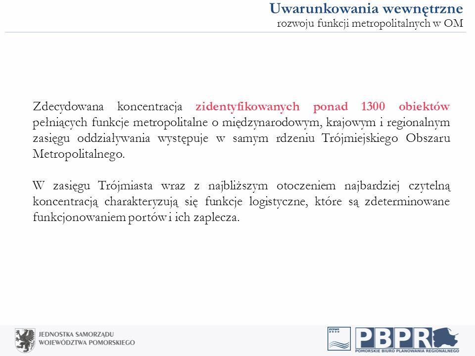 Dziękuję za uwagę Pomorskie Biuro Planowania Regionalnego/Oddział w Gdańsku www.pbpr.pomorskie.eu