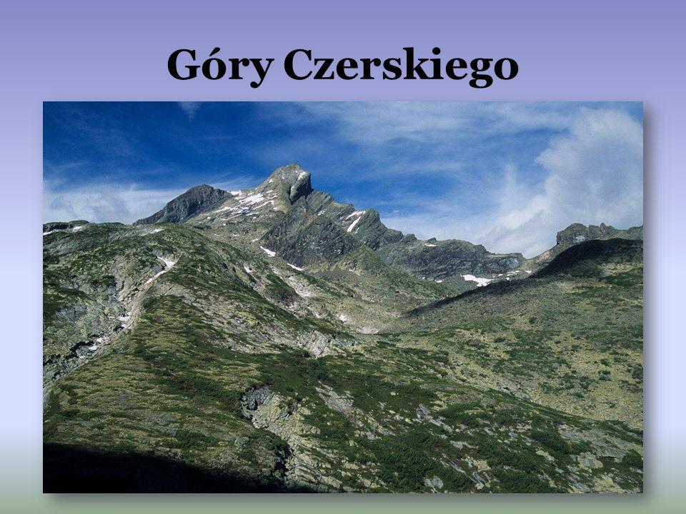 Góry Czerskiego
