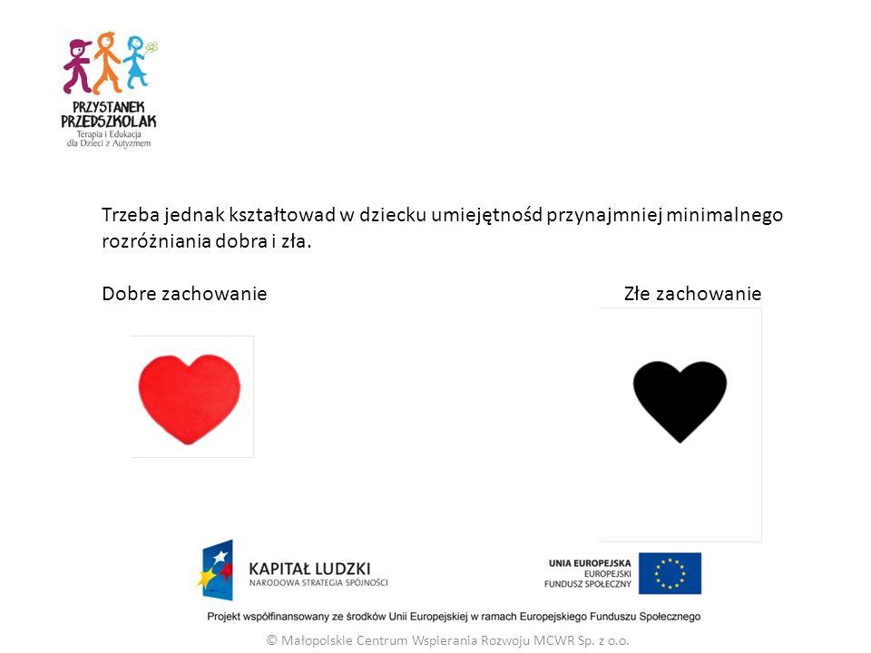 © Małopolskie Centrum Wspierania Rozwoju MCWR Sp. z o.o.