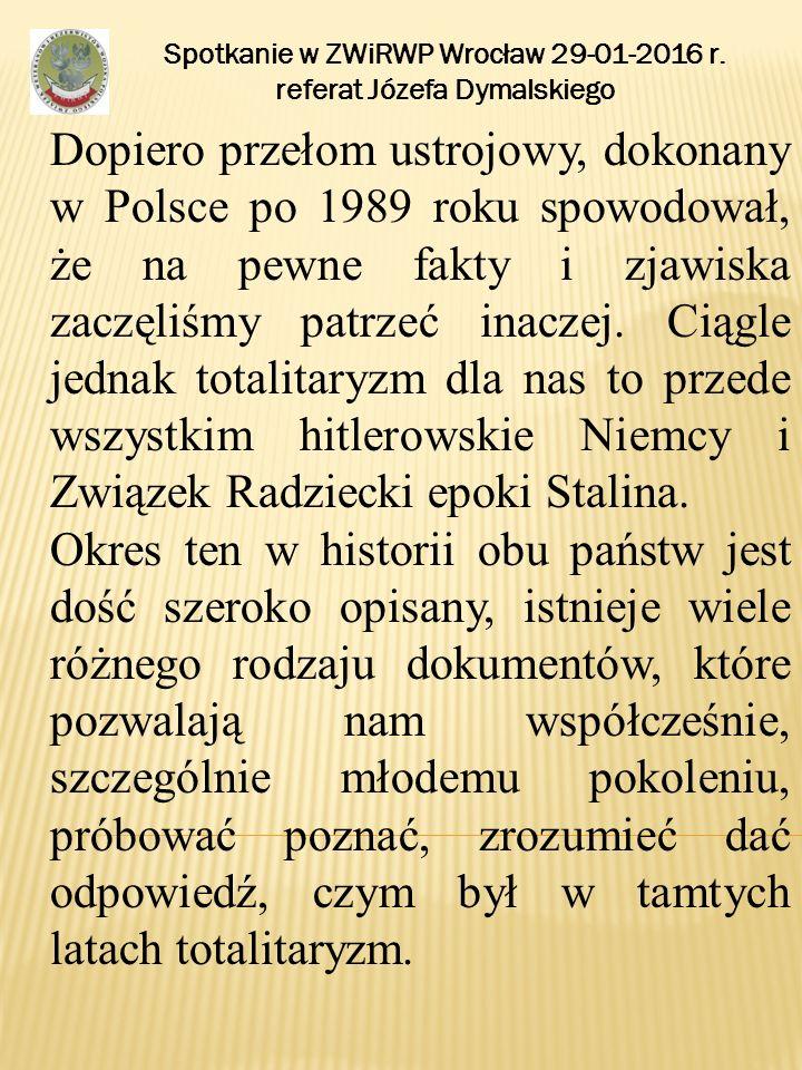 Spotkanie w ZWiRWP Wrocław 29-01-2016 r.