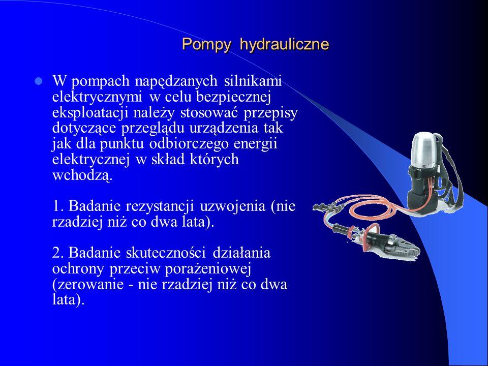 Olej stosowany w układzie hydraulicznym nie jest zwykłym olejem mineralnym, lecz jest to specjalnie opracowana substancja o konkretnych właściwościach fizyczno-chemicznych(.