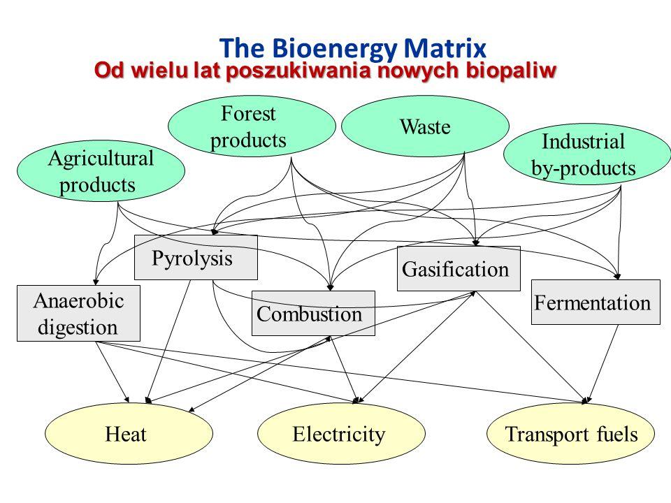 14 Technologie termicznej konwersji biomasy Proces BtL firmy CHOREN (FT)