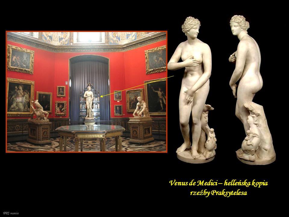 PPS mania Sandro Botticelli La Primavera, Alegoria wiosny Sandro Botticelli – Madonna (1480 – 1481)