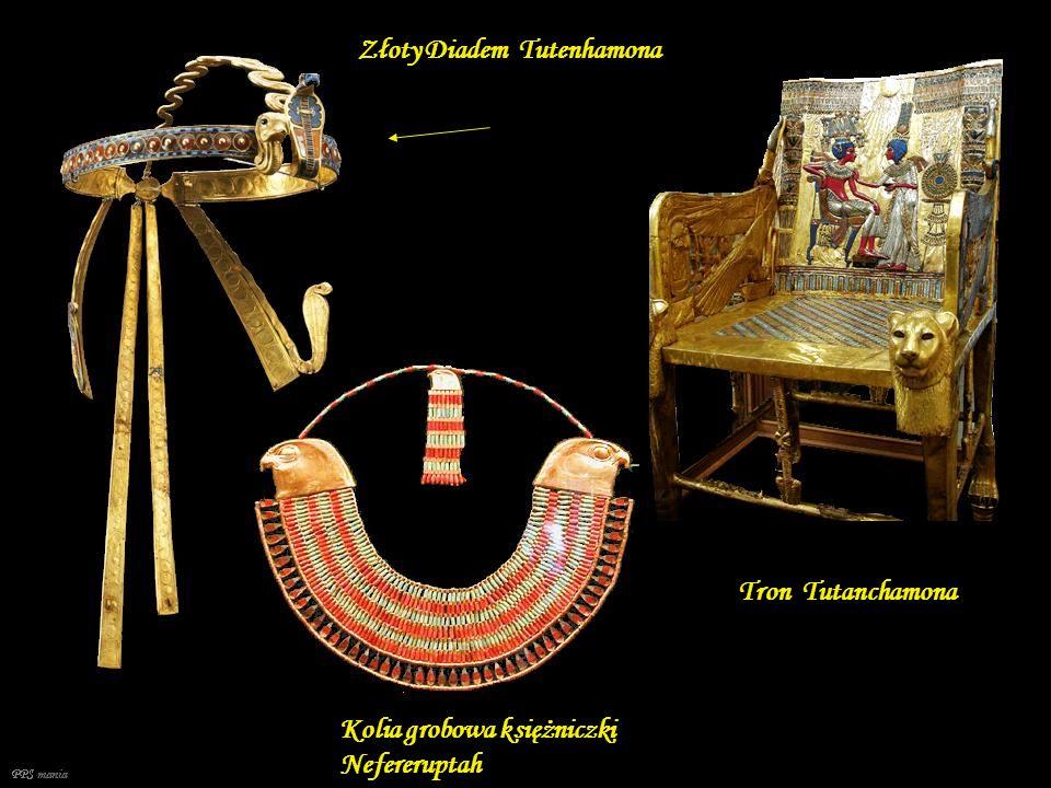 Statua Tuthmosisa III Statua Akhenaten (Echnatona) Statua Tuthmosisa III