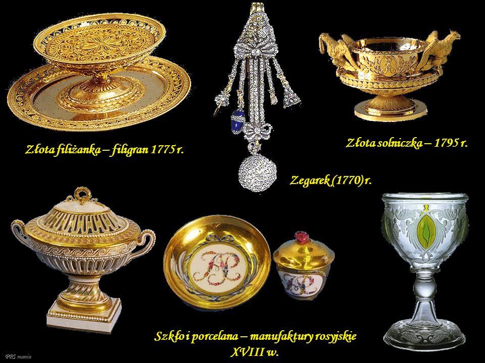 Złote kolczyki z figurą Artemidy 325-300 p.n.e. Złoty scytyjski grzebień (V –IV w. p.n.e.) Złota Scytyjska waza - sceny z życia (400-350 p.n.e.) Złota