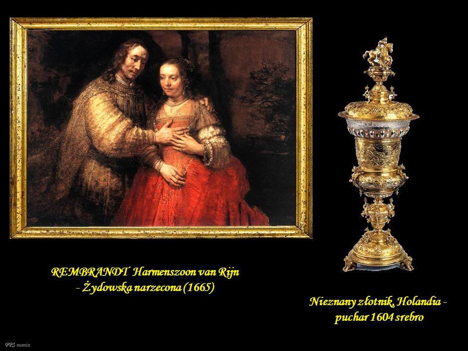 PPS mania Albrecht DÜRER Adam i Ewa (1504) Nieznany stolarz francuski – stół (1790)