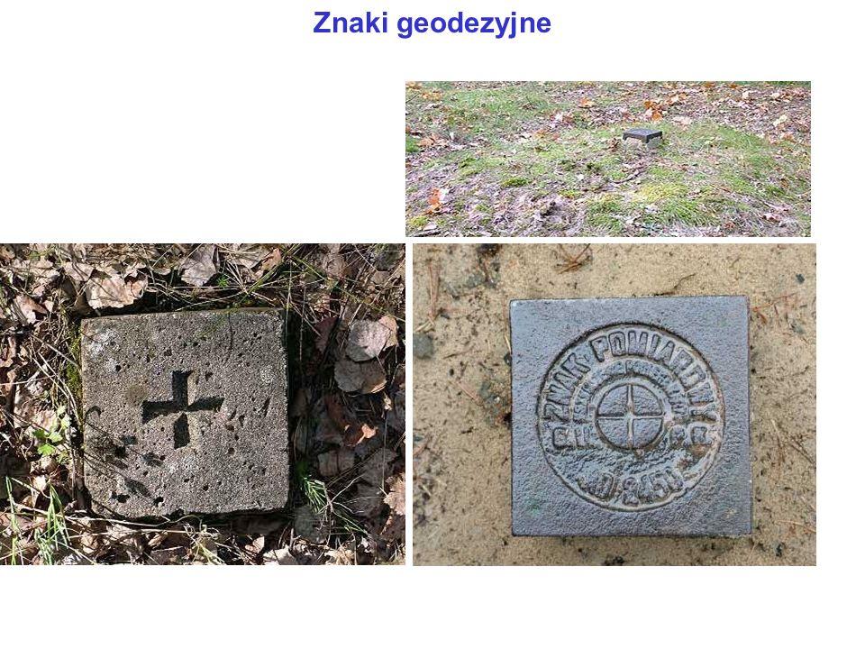 Znaki geodezyjne