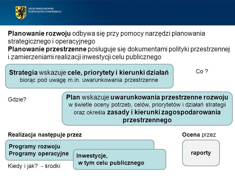 Dziękuję za uwagę Feliks Pankau Zastępca Dyrektora Departament Rozwoju Regionalnego i Przestrzennego tel.: +58 32 68 684, faks: +58 32 68 688, kom.