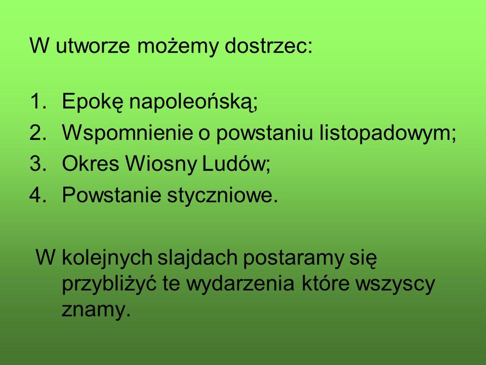 Jak widać w powieści Bolesława Prusa jest wiele aspektów które stanowią tło historyczne dla tej ciekawej i bardzo interesującej lektury.