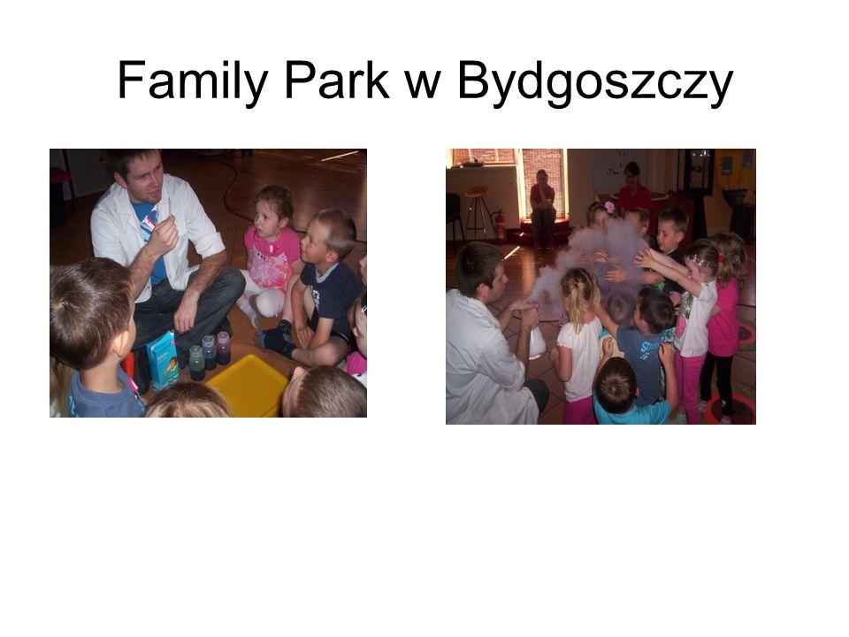Family Park w Bydgoszczy