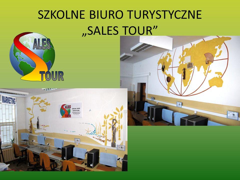 "SZKOLNE BIURO TURYSTYCZNE ""SALES TOUR"""