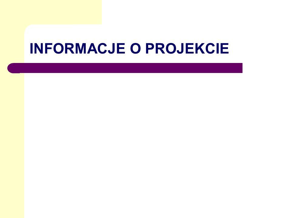 ZASTOSOWANE METODY BADAWCZE analiza dokumentów indywidualne wywiady pogłębione (IDI) okoordynator projektu oprzedstawiciele użytkowników projektu oprzedstawiciele odbiorców projektu badanie ankietowe PAPI oodbiorcy projektu (110 ankiet) oużytkownicy projektu pełniący funkcję co-trenera (9 ankiet) zogniskowany wywiad grupowy o odbiorcy projektu (8 osób)