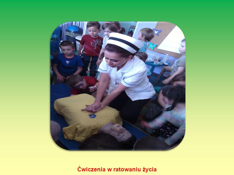 Ćwiczenia w ratowaniu życia