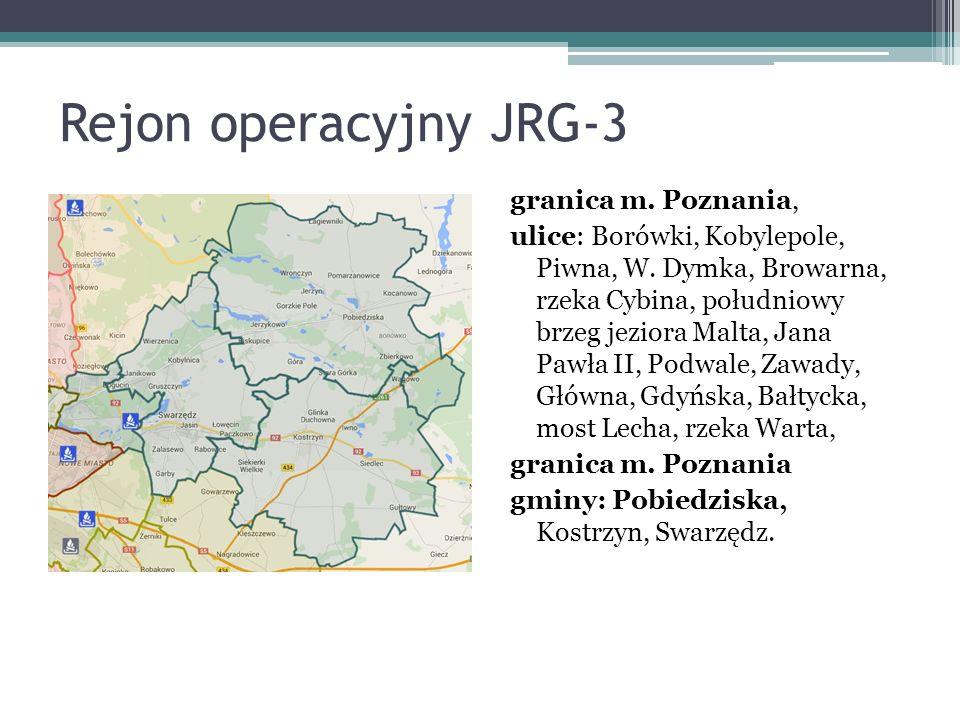 Statystyki JRG-3 za 2015r.