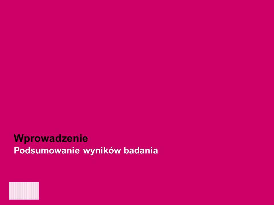 Ocena jakości pracy oraz obsługi klientów Urzędu Miejskiego w Gdańsku - GRUDZIEŃ 2006 4 Wprowadzenie Podsumowanie wyników badania