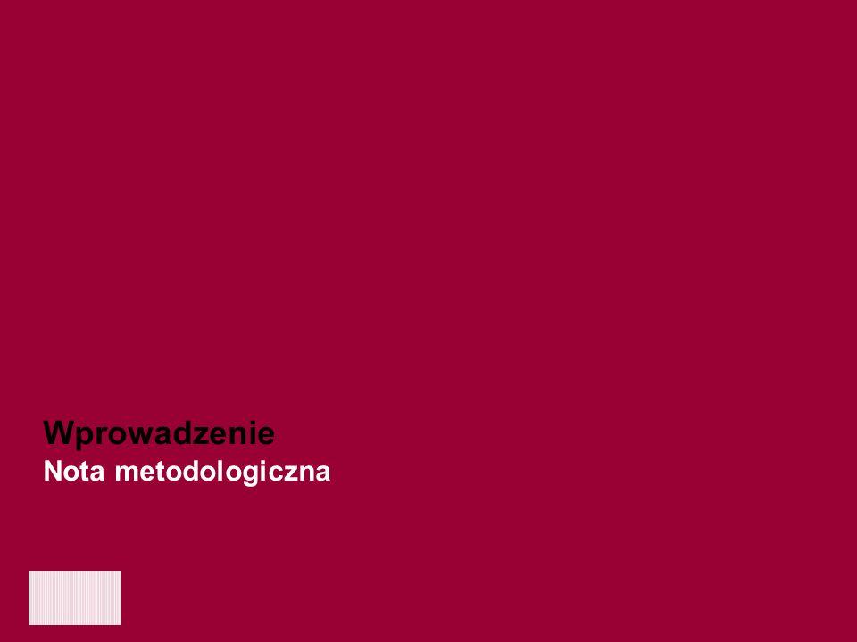 Ocena jakości pracy oraz obsługi klientów Urzędu Miejskiego w Gdańsku - GRUDZIEŃ 2006 7 Wprowadzenie Nota metodologiczna