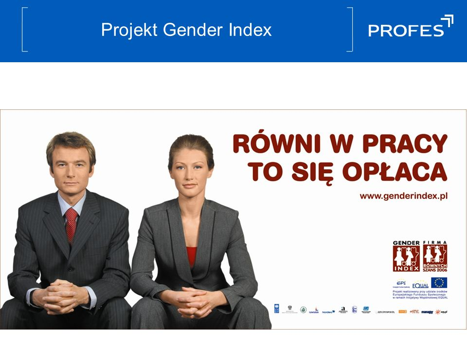 Projekt Gender Index