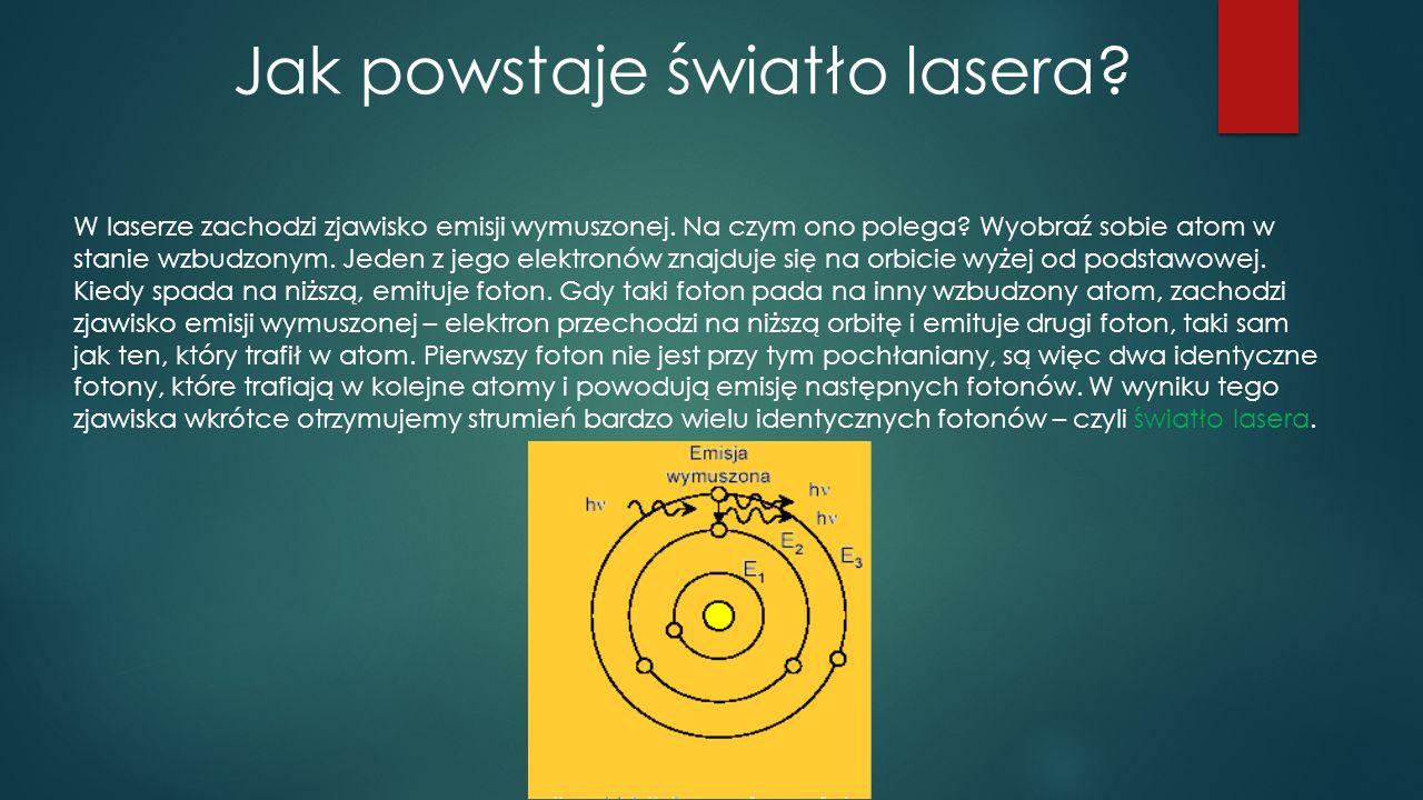 Podział laserów w zależności od mocy: Jakie są rodzaje laserów.