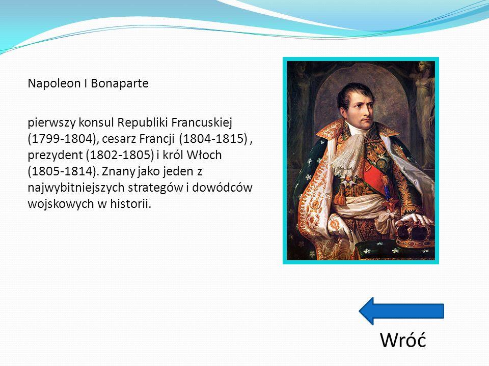 Kodeks NapoleonaNapoleona to zespół przepisów i norm prawnych prawa cywilnego wprowadzony we Francji w 1804 roku przez Napoleona Bonaparte.