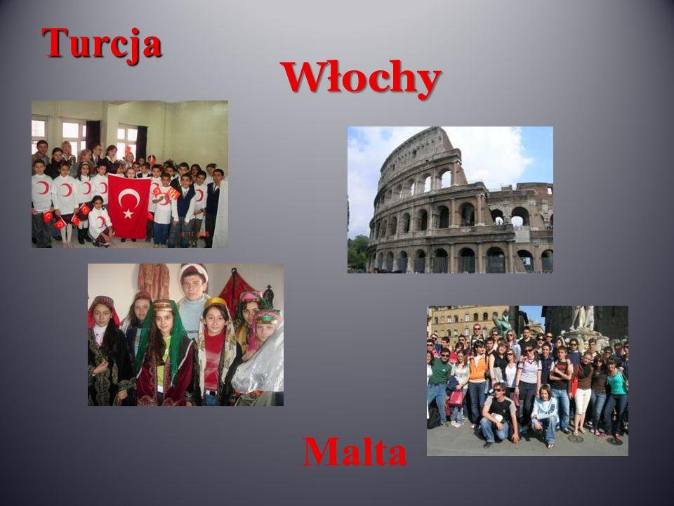 Turcja Malta Włochy