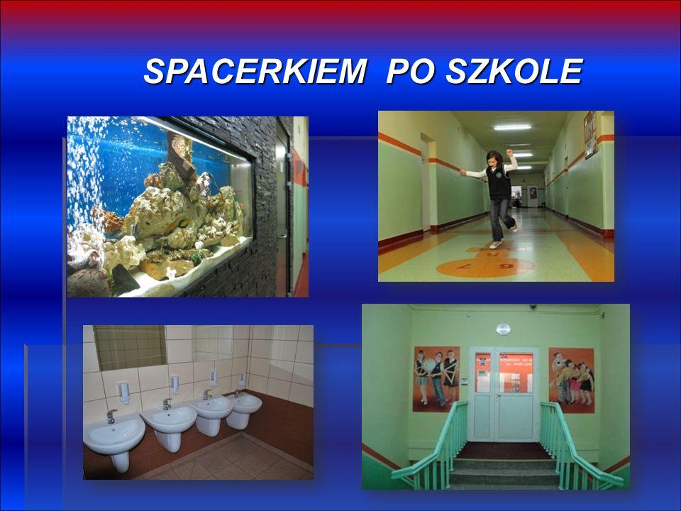 SPACERKIEM PO SZKOLE