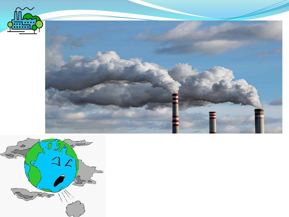Zanieczyszczenia powietrza atmosferycznego można podzielić ze względu na sposób w jaki dane zanieczyszczenie znalazło się w atmosferze: - zanieczyszczenie pierwotne, - zanieczyszczenie wtórne.