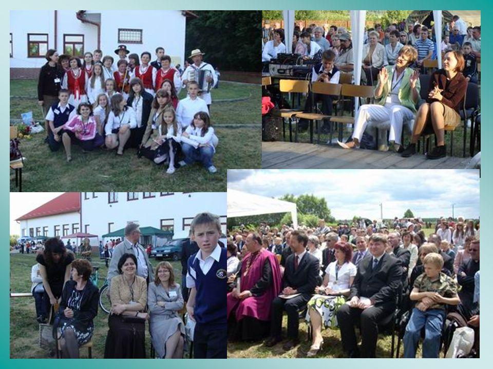 Jubileusz 10-lecia nadania imienia Św. Jadwigi Królowej PSP w Alfredówce.