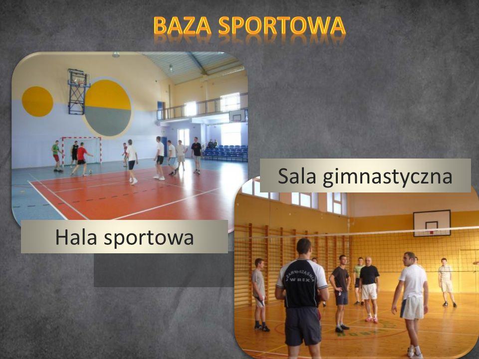 Hala sportowa Sala gimnastyczna